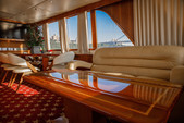 80 ft. Chris Craft Roamer Motor Yacht Boat Rental New York Image 31