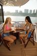 80 ft. Chris Craft Roamer Motor Yacht Boat Rental New York Image 21