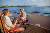 80 ft. Chris Craft Roamer Motor Yacht Boat Rental New York Image 20