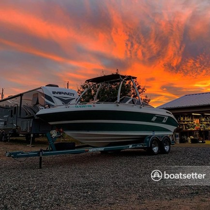 Rent a Mariah Boats bow rider in Gordonville, TX near me