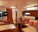 41 ft. Beneteau USA Oceanis 41 Cruiser Boat Rental San Francisco Image 3