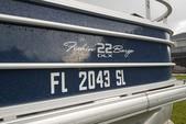 22 ft. Sun Tracker by Tracker Marine Fishin' Barge 22 XP3 w/150ELPT 4-S Pontoon Boat Rental Fort Myers Image 8