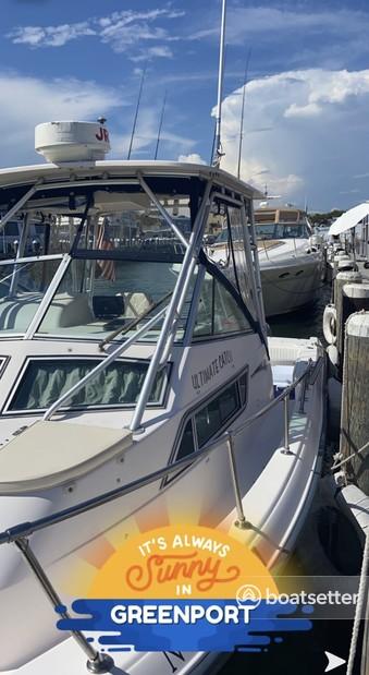 Rent a Grady-White Boats cuddy cabin in Hampton Bays, NY near me