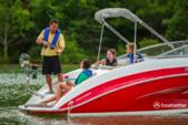 24 ft. Yamaha SX240 High Output  Jet Boat Boat Rental Miami Image 10