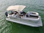 22 ft. Godfrey Marine Sweetwater 2286 Pontoon Boat Rental Miami Image 3
