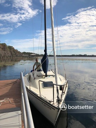 Rent a Precision Boat Works daysailer & weekender in Orlando, FL near me