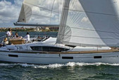 42 ft. Jeanneau Sailboats Sun Odyssey 42DS Sloop Boat Rental New York Image 8