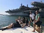 33 ft. Cruisers Yachts 3375 Esprit Cruiser Boat Rental San Diego Image 13