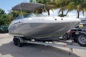 22 ft. HURRICANE BOATS SD 2200 DC OB Bow Rider Boat Rental Miami Image 19