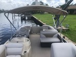 23 ft. GODFREY MARINE SWEETWATER 2286 Pontoon Boat Rental Fort Myers Image 4