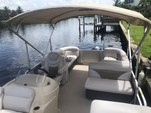 23 ft. GODFREY MARINE SWEETWATER 2286 Pontoon Boat Rental Fort Myers Image 7