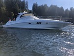 50 ft. Sea Ray Boats 44 Sundancer Bow Rider Boat Rental Seattle-Puget Sound Image 5