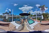 24 ft. SEA RAY BOATS 240 SUNDECK Performance Boat Rental Fort Myers Image 10