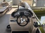 20 ft. Sun Tracker by Tracker Marine Party Barge 20 DLX w/40ELPT 4-S Pontoon Boat Rental N Texas Gulf Coast Image 3