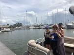 20 ft. Sun Tracker by Tracker Marine Party Barge 20 DLX w/40ELPT 4-S Pontoon Boat Rental N Texas Gulf Coast Image 7