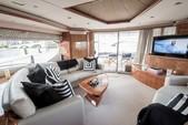 82 ft. Sunseeker Manhattan Flybridge Boat Rental Miami Image 4
