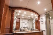 82 ft. Sunseeker Manhattan Flybridge Boat Rental Miami Image 6