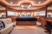 82 ft. Sunseeker Manhattan Flybridge Boat Rental Miami Image 10
