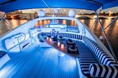 82 ft. Sunseeker Manhattan Flybridge Boat Rental Miami Image 14