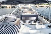 82 ft. Sunseeker Manhattan Flybridge Boat Rental Miami Image 16