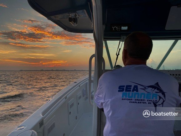 Rent a Everglades by Dougherty center console in Mount Pleasant, SC near me
