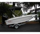 13 ft. Boston Whaler 130 Super Sport w/25ELPT 4-S  Runabout Boat Rental West Palm Beach  Image 3
