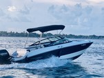 22 ft. Monterey M205 Bow Rider Boat Rental Miami Image 6