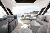 50 ft. Azimut Atlantis 50 Motor Yacht Boat Rental New York Image 3