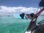 21 ft. Yamaha 212X  Bow Rider Boat Rental Miami Image 12