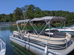 26 ft. Sun Tracker by Tracker Marine Party Barge 24 XP3 w/200L Verado Pontoon Boat Rental Atlanta Image 7