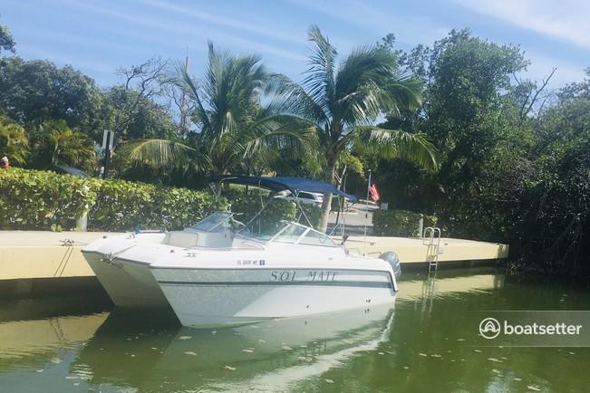 Rent a Glacier Bay Catamarans catamaran in Islamorada, FL near me