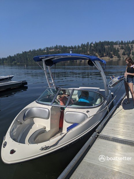 Rent a Sea Ray Boats bow rider in Mead, WA near me