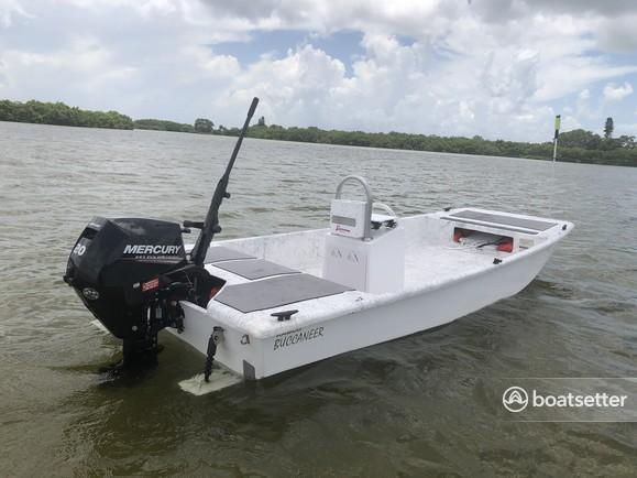 Rent a Rabco skiff in St. Petersburg, FL near me