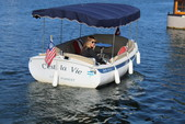 16 ft. Duffy Electric Boats 16 Classic Cruiser Boat Rental Los Angeles Image 3