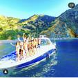 41 ft. Sea Ray Boats 390 Sundancer Cruiser Boat Rental Los Angeles Image 6