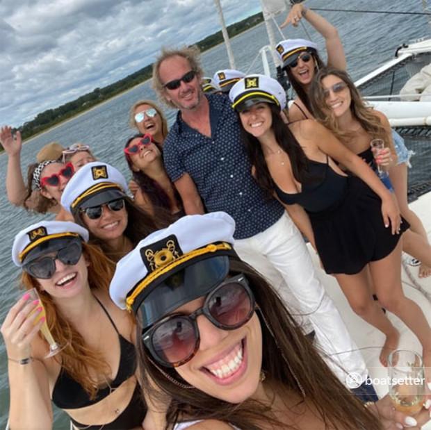 Rent a Catana catamaran in Sag Harbor, NY near me