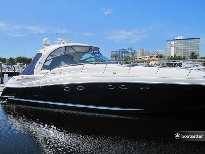 Rent a Sea Ray Boats express cruiser in Fort Lauderdale, FL near me