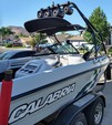 21 ft. Calabria Ski Boats Cal-Air Pro-V Ski And Wakeboard Boat Rental Rest of Southwest Image 6