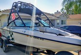 21 ft. Calabria Ski Boats Cal-Air Pro-V Ski And Wakeboard Boat Rental Rest of Southwest Image 7