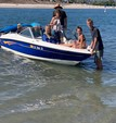 18 ft. Bayliner 175 BR  Jet Boat Boat Rental San Diego Image 4