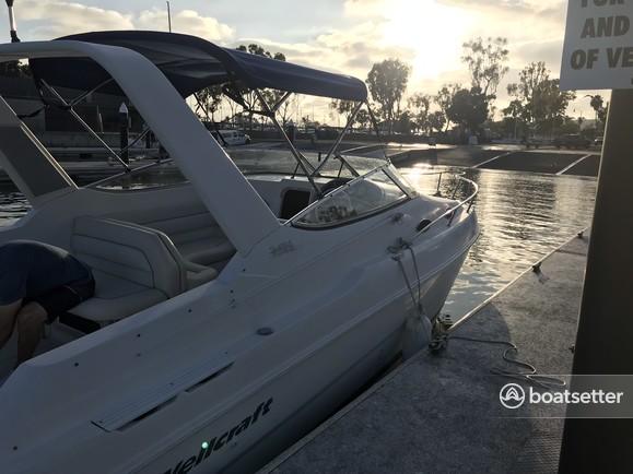 Rent a Wellcraft cruiser in Dana Point, CA near me