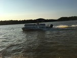 24 ft. Harris FloteBote 240AA Pontoon Boat Rental Charlotte Image 24