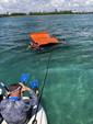 36 ft. Meridian Boats 341 Flybridge Cruiser Boat Rental Miami Image 13
