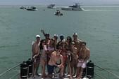 36 ft. Meridian Boats 341 Flybridge Cruiser Boat Rental Miami Image 15