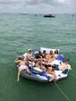 36 ft. Meridian Boats 341 Flybridge Cruiser Boat Rental Miami Image 34