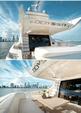 64 ft. Azimut Azimut 64 Flybridge Cruiser Boat Rental Miami Image 4