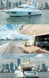 64 ft. Azimut Azimut 64 Flybridge Cruiser Boat Rental Miami Image 5