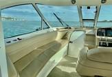 43 ft. Cruisers Yachts 420 Express Motor Yacht Boat Rental Miami Image 5