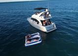 35 ft. Meridian Yachts 341 Sedan Motor Yacht Boat Rental Chicago Image 6