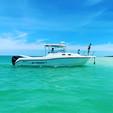 32 ft. Boston Whaler Inc 305/CD(**) Walkaround Boat Rental The Keys Image 10